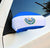 Car Mirror Covers - El Salvadorian Flag