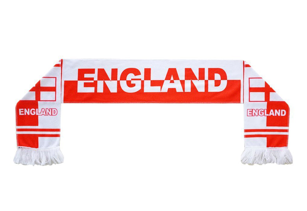 England National Team Soccer Scarf (Alternate) - FIFA
