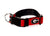 Georgia Bulldogs Ribbon Dog Collar - NCAA