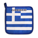 Greece Flag Kitchen & BBQ Set