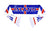 Iceland National Team Soccer Scarf (Alternate) - FIFA
