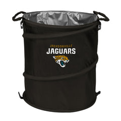 Jacksonville Jaguars 3-in-1 Collapsible Cooler, Trash Can or Laundry Hamper - NFL