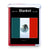 Mexico Flag Fleece Blanket - 50