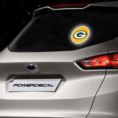 Power Decal - Green Bay Packers