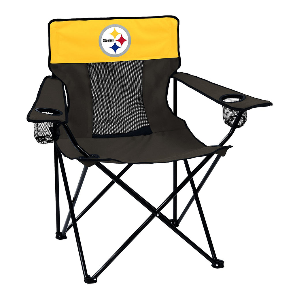 Pittsburgh Steelers Elite Quad Chair - NFL