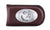 Florida State Seminoles Leather Magnet Concho Money Clip  - NCAA