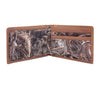 Florida Gators Realtree Max-5 Camo & Leather Bifold Concho Wallet - NCAA