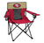 San Francisco 49ers Elite Quad Chair - NFL