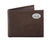 Florida Gators Crazyhorse Leather Bifold Concho Wallet - NCAA