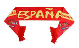 Spain National Team Soccer Scarf (Alternate) - FIFA