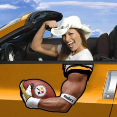 Pittsburgh Steelers Arm Magnet