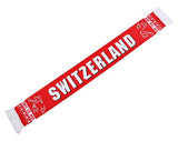Switzerland National Team Soccer Scarf - FIFA