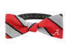 Alabama Crimson Tide Woven Silk Bow Tie - NCAA