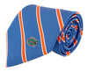 Florida Gators Thin Stripe Necktie - NCAA