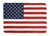 United States Flag Fleece Blanket - 50