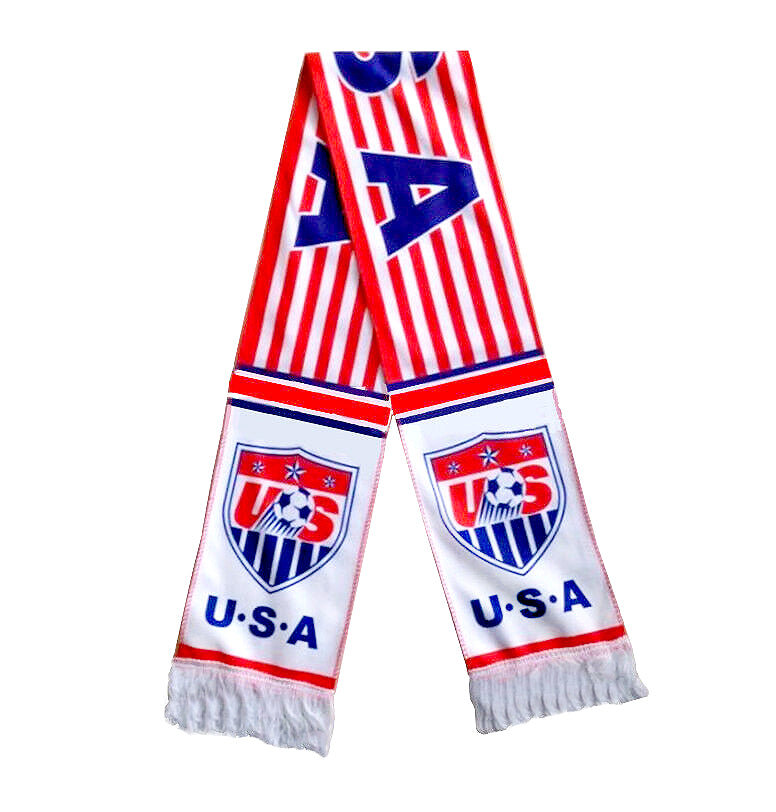 United States National Team Soccer Scarf - FIFA