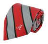 Alabama Crimson Tide Repp Stripe Necktie - NCAA