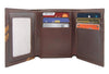 Florida Gators Debossed Leather Trifold Wallet - NCAA