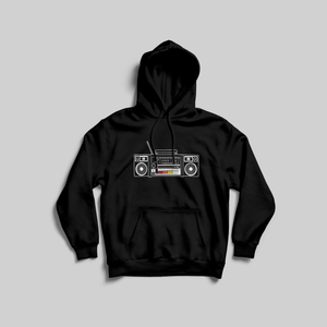 Set It Off Hoodie (Black)