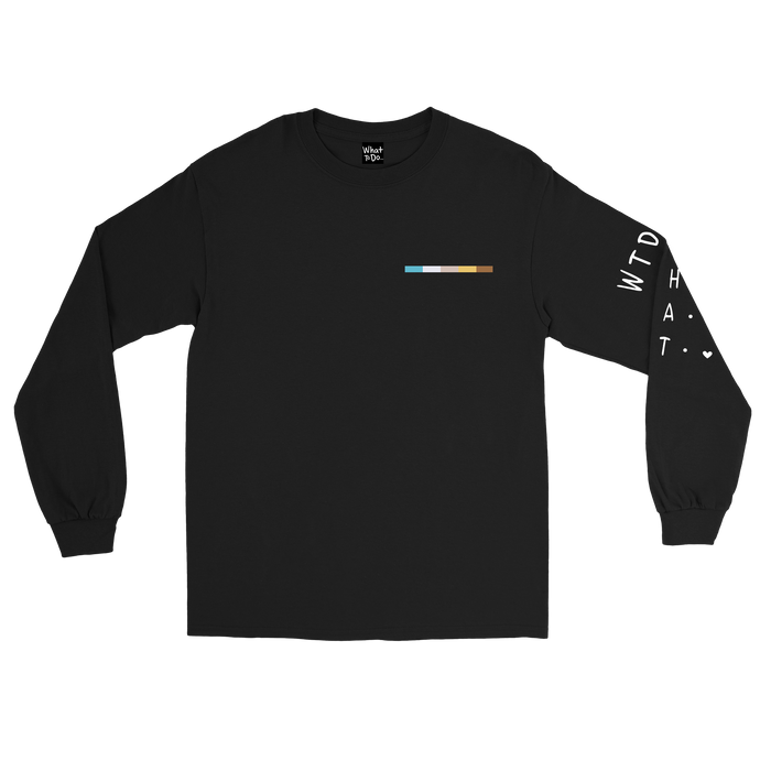 Tango Long Sleeve Black