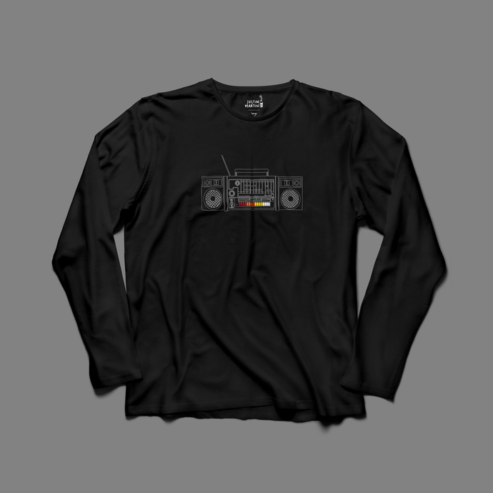 Set It Off Longsleeve (Black)