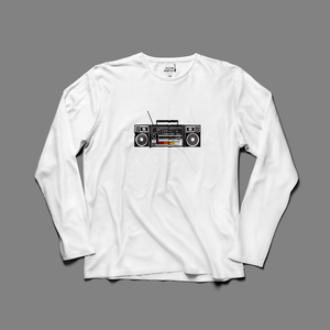 Set It Off Longsleeve (White)