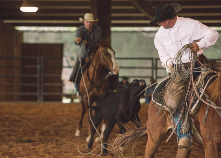 3 Man Ranch Roping Clinic - March 11-12, 2021