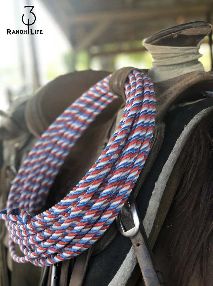 Juniors 8.0mm Poly Ranch Ropes