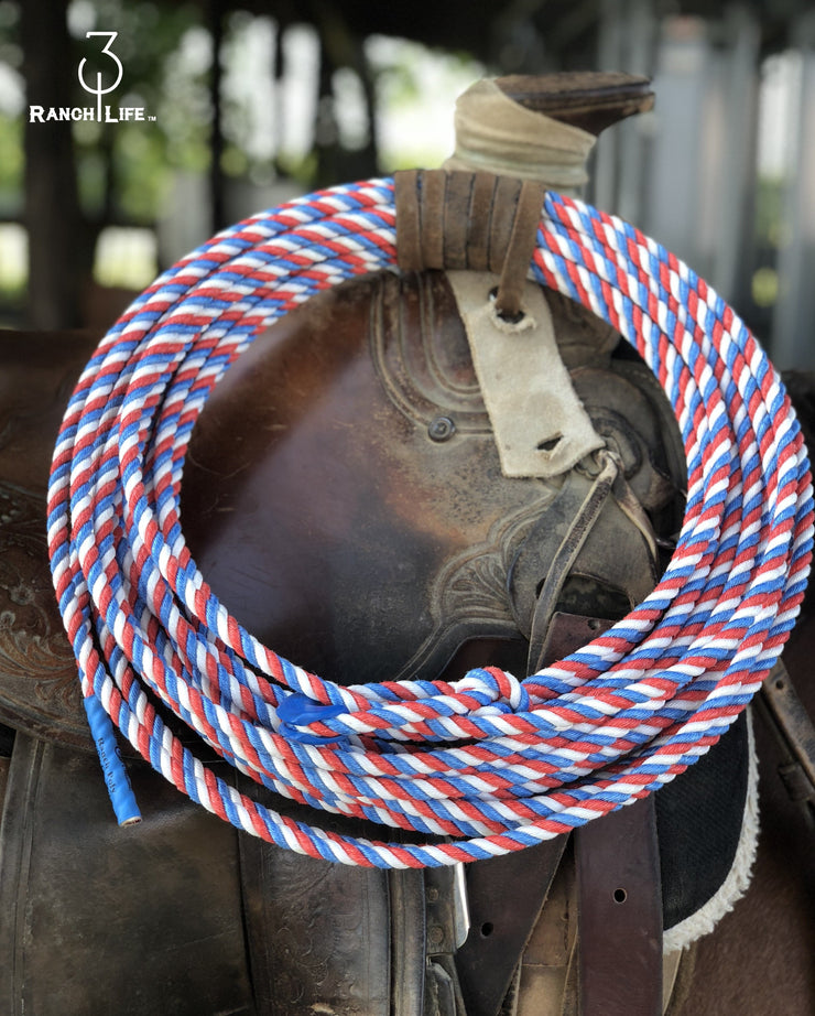 "Red White and Blue ""Trump Rope"""