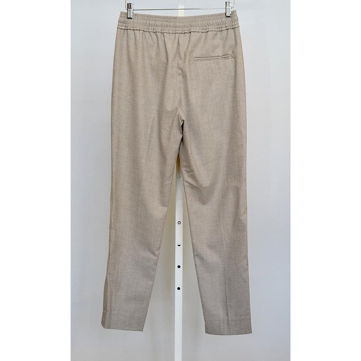 Track Pant With Side Stripe
