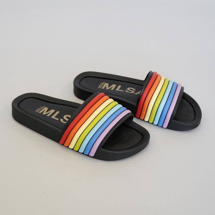 Rainbow Beach Slides - by Melissa - Elisa B.