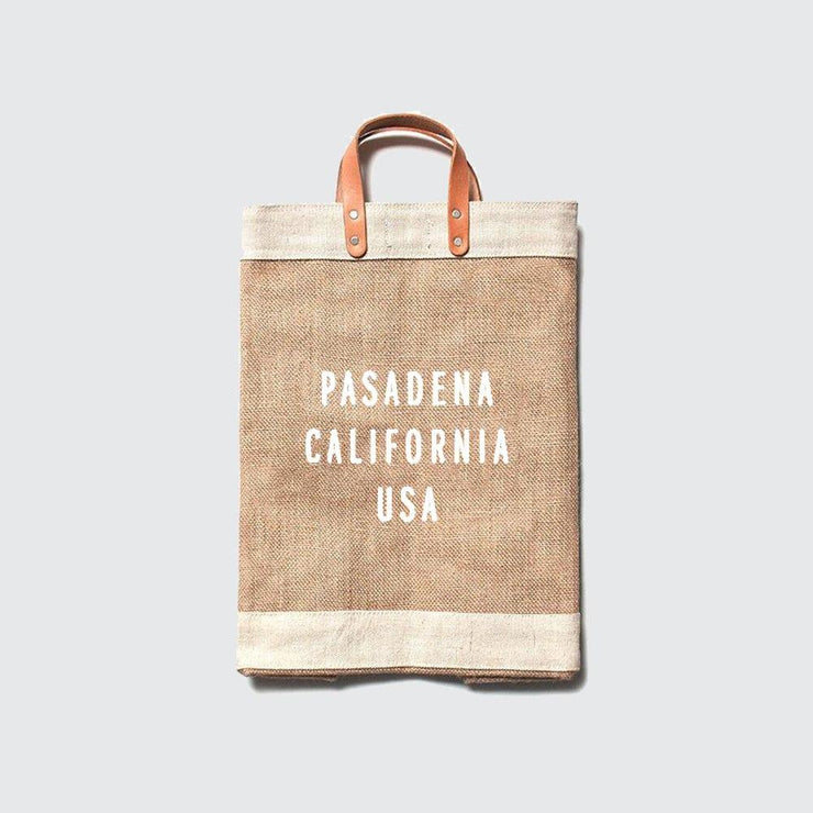 Pasadena Market Bag - by Apolis - Elisa B.