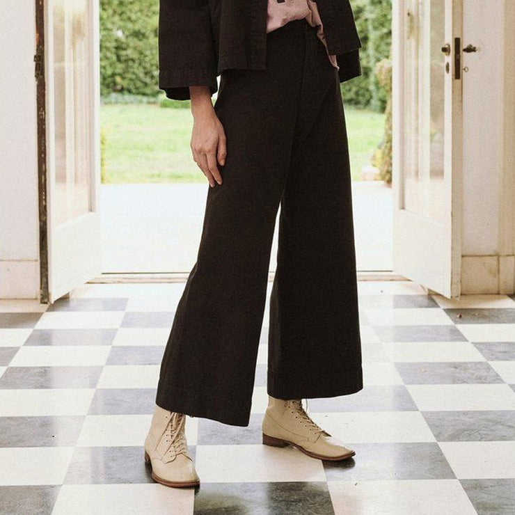 The Seafair Trouser - by The Great - Elisa B.