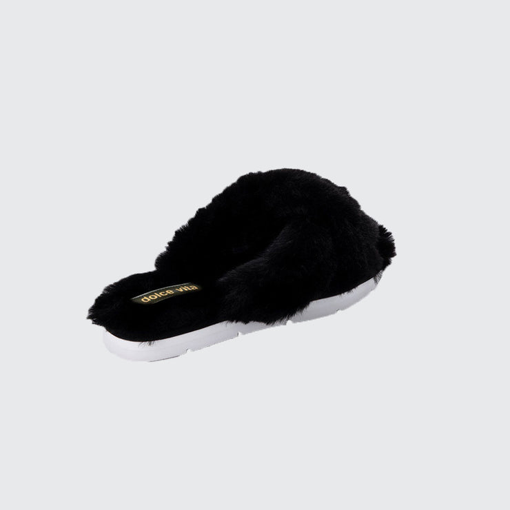 Pillar Faux Fur Slipper