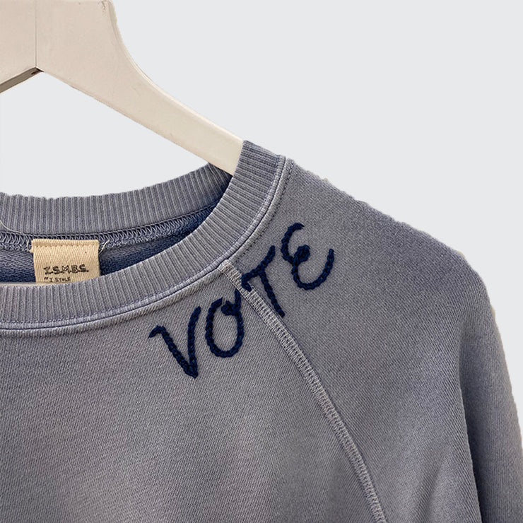 Vote Ombre Sweatshirt