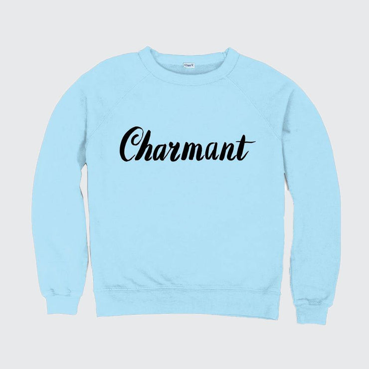 Charmant Sweatshirt - by Clare V. - Elisa B.