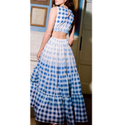 Gingham Rivera Dress