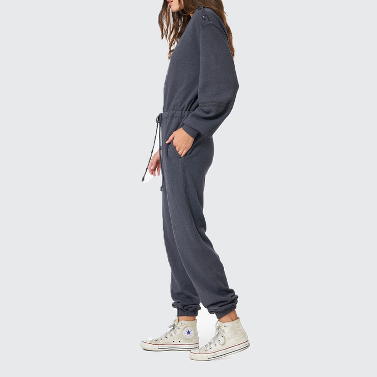 Jenn Fleece Jumpsuit