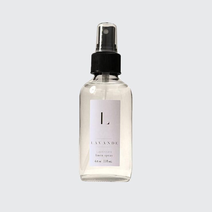 4 Oz Lavender Linen Spray