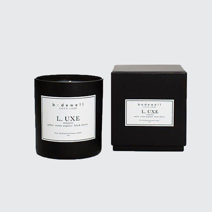 L.uxe Candle
