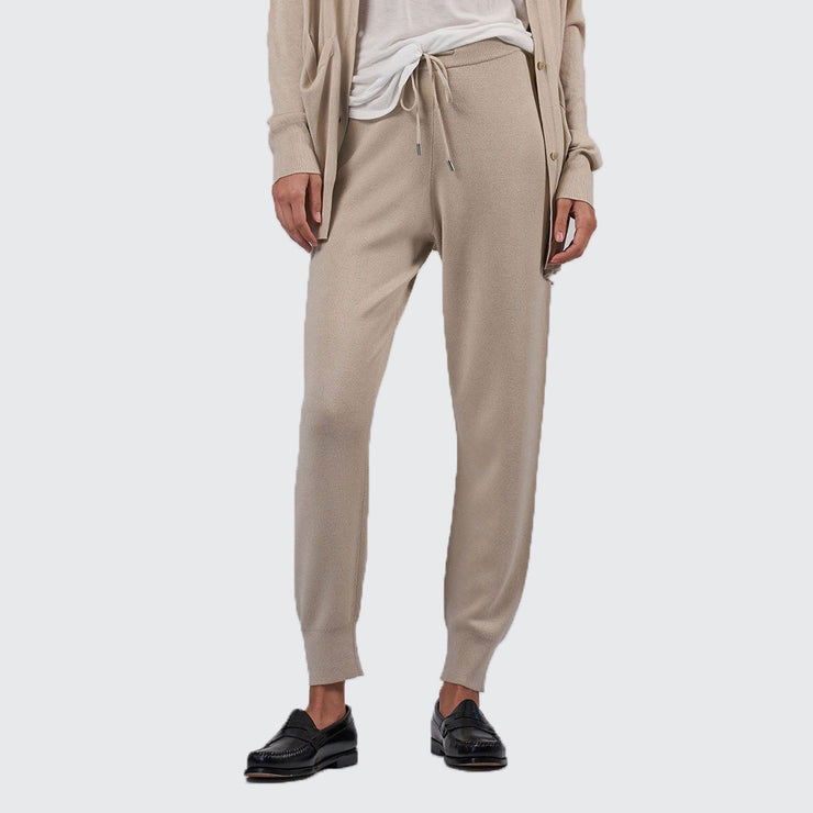 Cashmere Silk Pull On Pant