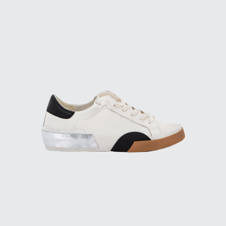 Zina Leather Sneaker