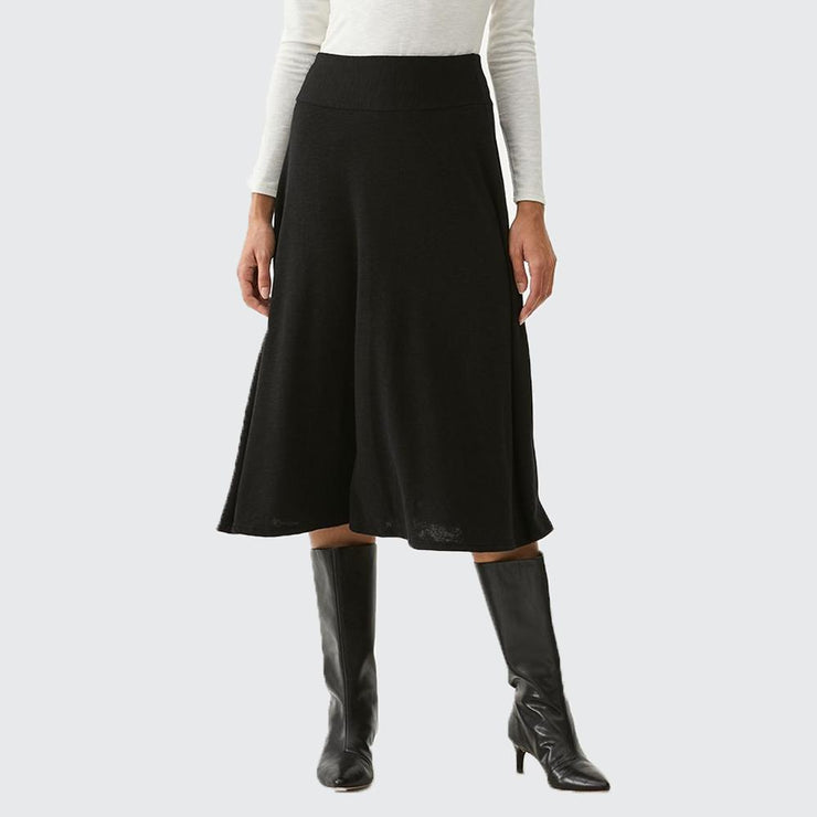 Maude Flared Skirt - by Michael Stars - Elisa B.