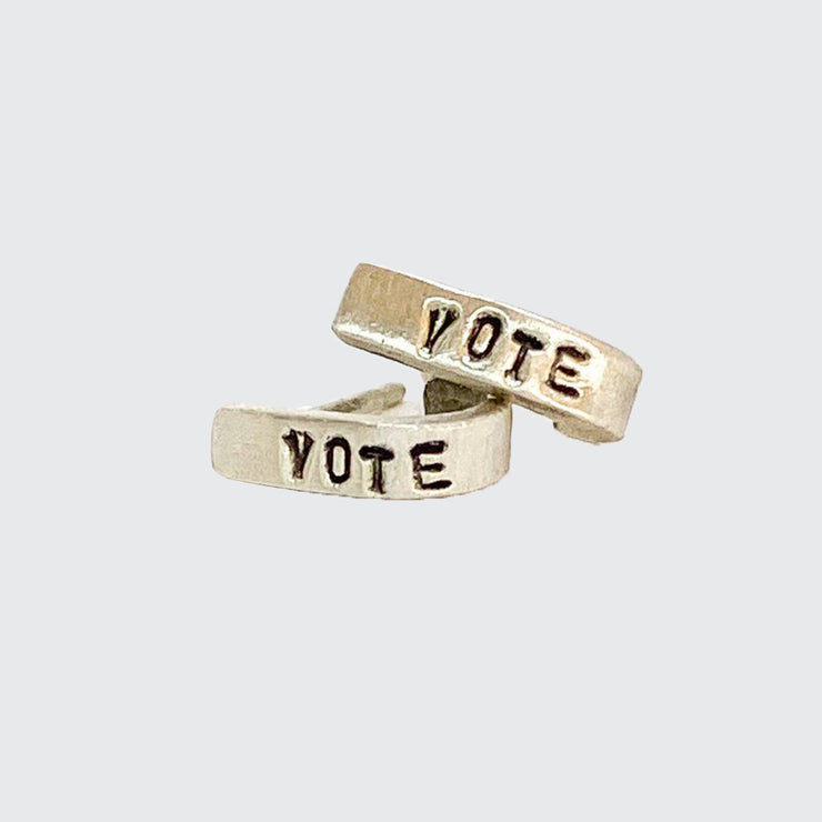 Vote Tiny Mantra Hoops