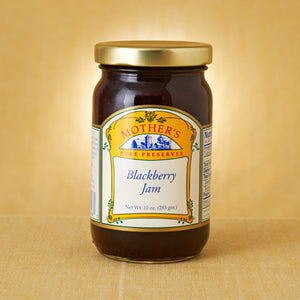 Blackberry Jam (Seedless, 3x, 12 Oz.)