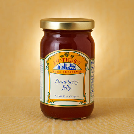Strawberry Jam (3x, 12 Oz.)