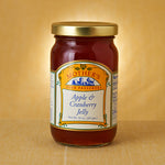 Apple & Cranberry Jelly (3x, 12 Oz.)