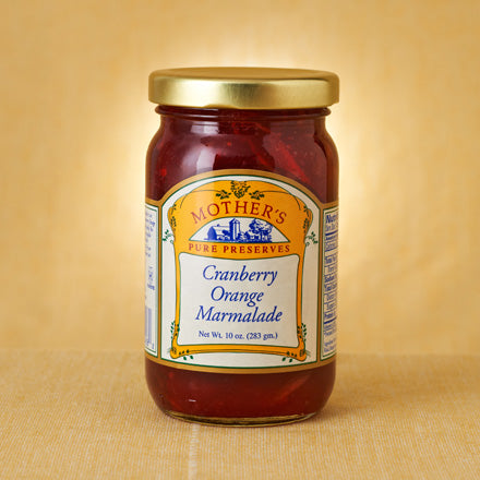Cranberry Orange Marmalade (3x, 12 Oz.)