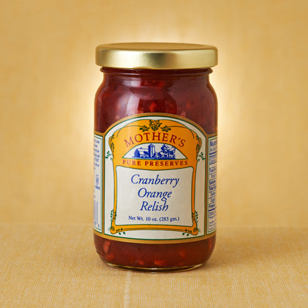 Cranberry Orange Relish (1x, 12 Oz.)