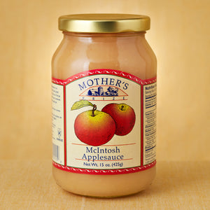 McIntosh Applesauce (No Added Sugar, 4x, 15 Oz.)